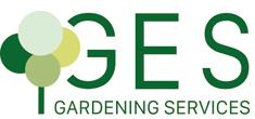 GES Gardening Services Logo